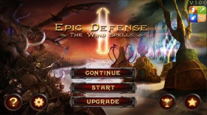 Epic Defense TD 2 iPhone Game