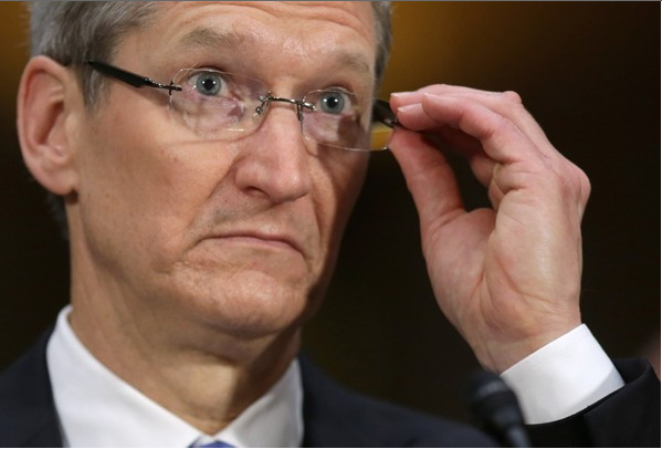 Tim Cook testified this week in the Apple tax inquiry that Apple is an American company, but two-thirds of Apple's income is located in Ireland.