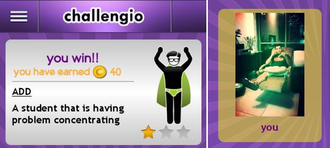 challengio1 Challengio Android App Review: Social Photo Fun