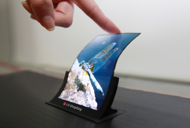 lg sid 2013 LG to demo 5 inch unbreakable OLED panel at SID 2013