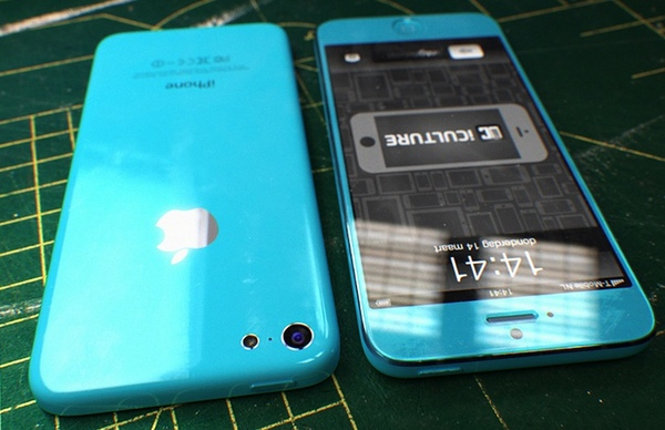 Low Cost iPhone, iPhone 5S, iPad mini 2 Production Set for June July and Patents, too!