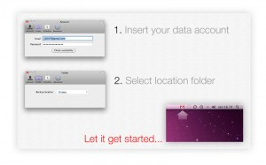 BackUp Gmail Mac App