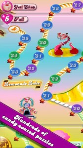 Candy Crush Saga Strategy Guide