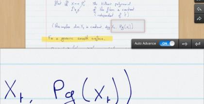 Fluid Notes iPad App