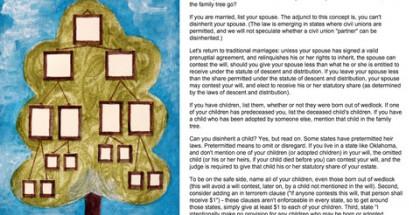Will Crafter iPad App