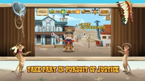 Western Story iPhone Game