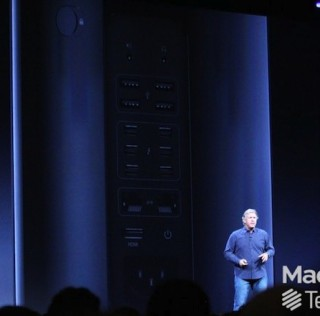 2013 Mac Pro: It's Here, Sort of