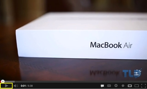 2013 MacBook Air Reviews: Great Battery, Impressive Performance…