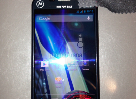 Motorola X Phone (Moto X) for Sprint Currently In Testing