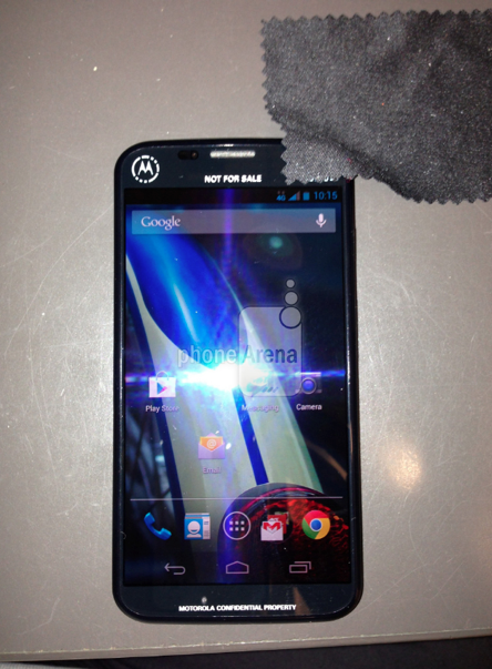 Motorola X Phone For Sprint Is Currently In Testing