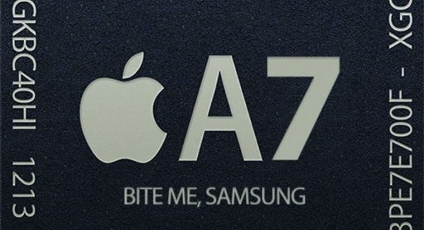 iPhone 5S Chip? Looks Like the A7