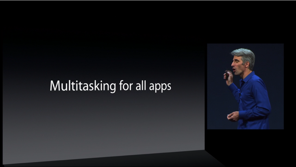 iOS 7 Adds Multitasking to Apple's App Ecosystem