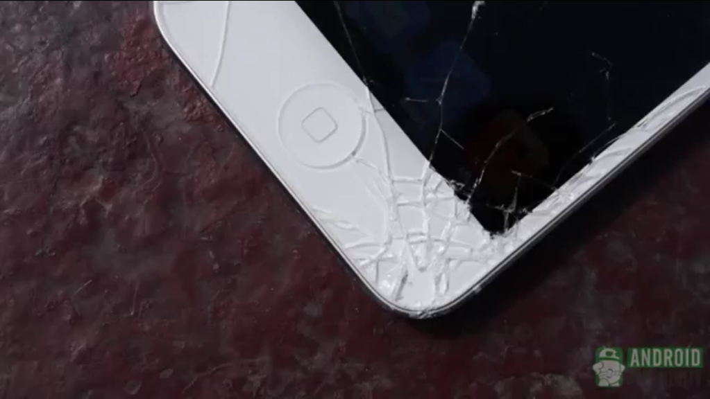 In Android Authority's iPhone 5 vs. HTC One drop tests, the iPhone 5 did not survive the concrete drop. Apple's new iPhone 6 screen repair policy will come in handy for future iPhones that cannot survive torture tests.