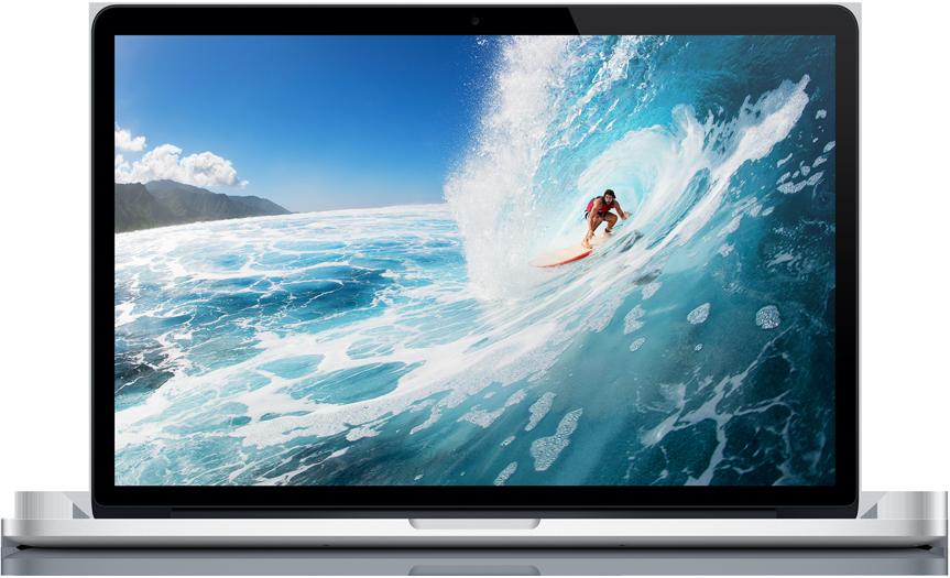 WWDC 2013 - MacBook Pro