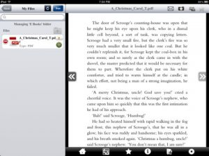 DragNSYNC iPad App