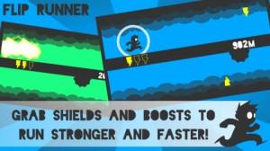 Flip Runner! iPhone Game