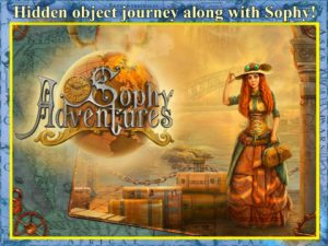 Sophy Adventures iPad Game
