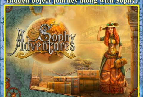 Sophy Adventures iPad Game Review: Hidden Object with a Twist