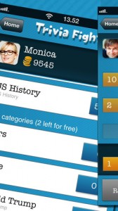 Trivia Fight Free iPhone Game