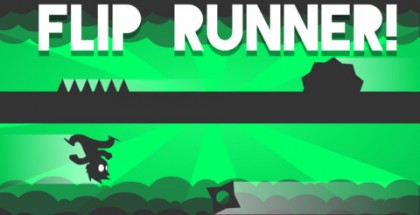 Flip Runner! iPhone Game