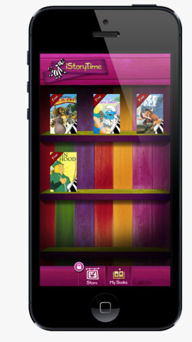 Audio book reader app for iphone