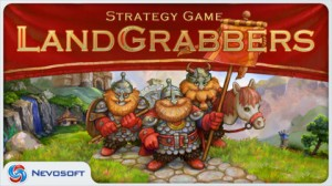 LandGrabbers iPhone Game