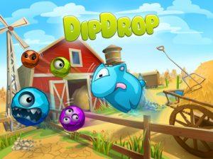 DipDrop iPad Game