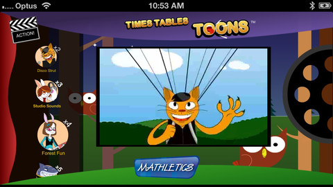 SpuQ Times Tables Learning on the App Store