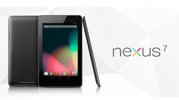 nexus 7 google