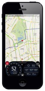 iPhone5 blk 150x300 Drive Assist iPhone App Review: A Truly Stunning Driving App