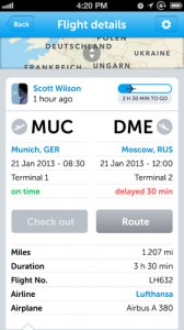 Mileways iPhone App