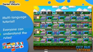 City Bus Tycoon HD iPhone Game