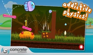 Jellyflop iPhone Game