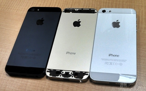 With the Sept 10 Apple Event rapidly approaching, Apple's Asian supply chain is leaking a steady stream of a tastefully subdued Champagne iPhone 5S images.