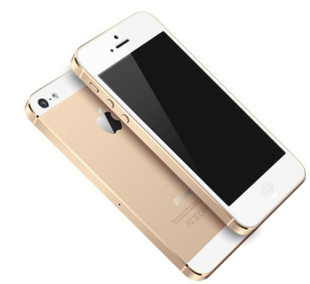gold iphone 5s video iPhone 5S Video Appears To Show New Colors