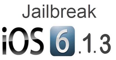 untethered ios 6.1.3 jailbreak