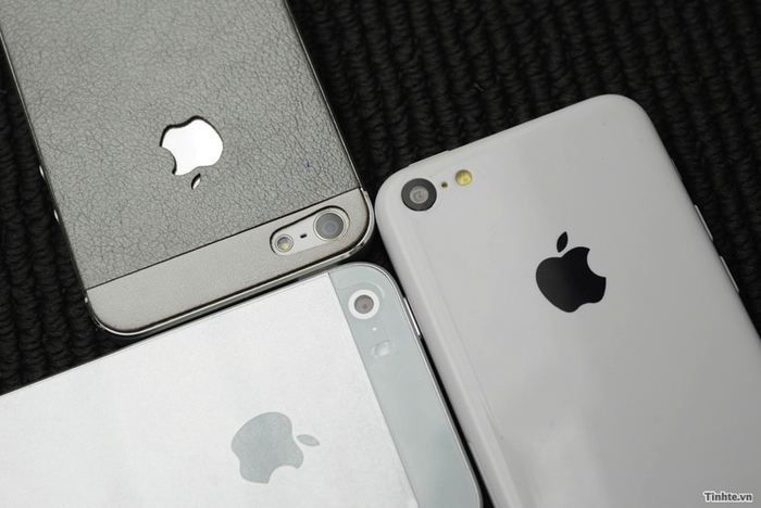 iPhone 5C vs iPhone 5S: Visually Compared