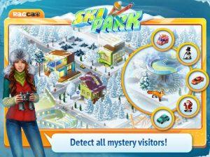 Ski Park HD iPhone Game