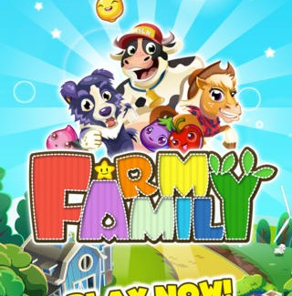 "Farm Family iPhone Game Review: ""I like it more than Candy Crush"""