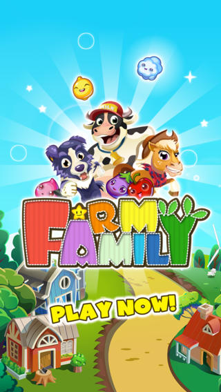 Farm Family iPhone Game