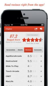 screen568x568311 169x300 Snappn iPhone App Review: Yeah, You Need This App.