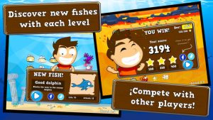 screen568x56832 300x169 Shark Attack 2 iPhone Game Review: Better Than Shark Week