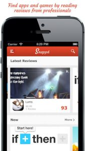 screen568x56849 169x300 Snappn iPhone App Review: Yeah, You Need This App.