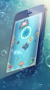 Aquator iPhone Game