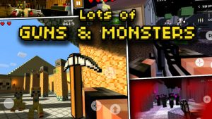 screen568x56856 300x169 Pixel Gun 3D iPhone Game Review: Killer Battles, Awesome Skins