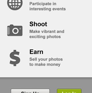 Clashot iPhone App Review: Sell Your Photos for Cash!