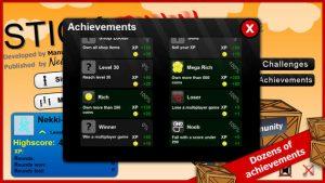 Stick Run Mobile iPhone Game