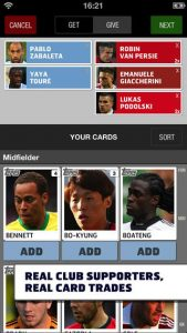 screen568x568610 169x300 KICK iPhone Game Review: Barclays Premier League Digital Football TCG
