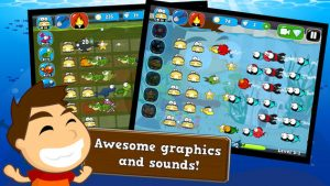 screen568x5689 300x169 Shark Attack 2 iPhone Game Review: Better Than Shark Week