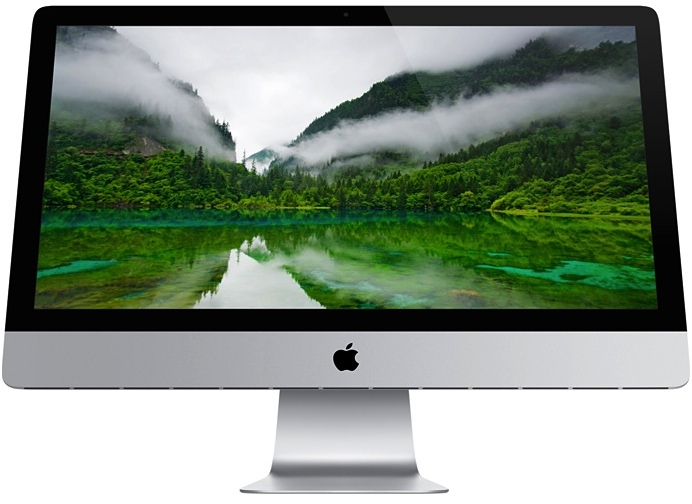 Apple looking to launch more affordable imac in 2014 for Ecran pc retina
